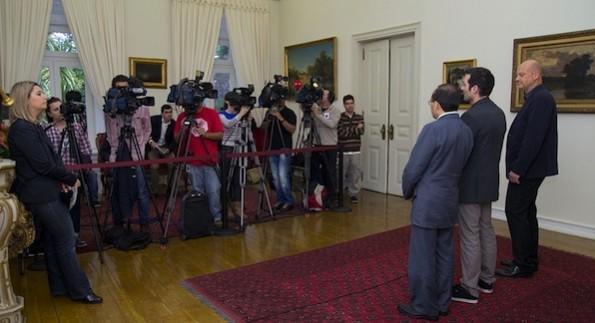 touradas portugal movimento primeiro ministro