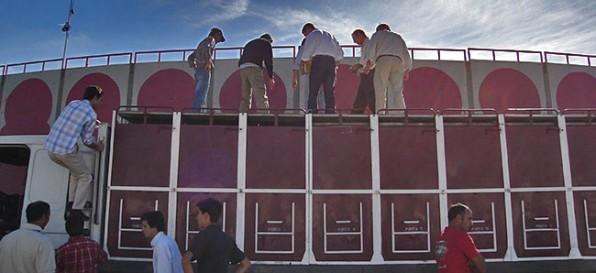 transporte touros touradas portugal